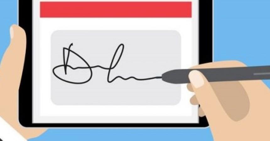 Επεκτείνεται η υποχρεωτική χρήση ψηφιακής υπογραφής για τους μηχανικούς