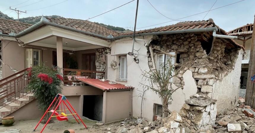 Διαδικτυακό σεμινάριο για τη «Διαδικασία Αποκατάστασης Σεισμόπληκτων Κτιρίων»
