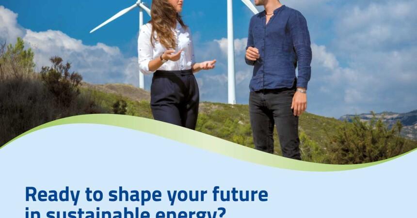 "webinar – ""Launch a European career in sustainable energy with EIT InnoEnergy"""